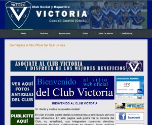 clubsdvictoria.com.ar