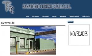 sanatoriocuruzu.com.ar